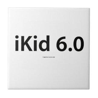 iKid 6,0 Azulejo Cuadrado Pequeño