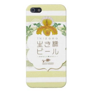 Ikizama Beer label iPhone 5 case