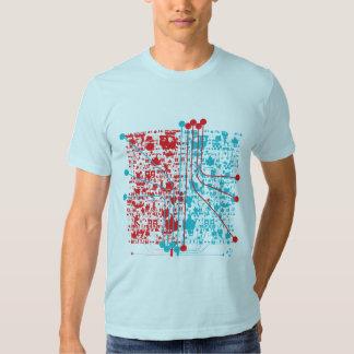 iKNEW Powered Computer Chip T-Shirt