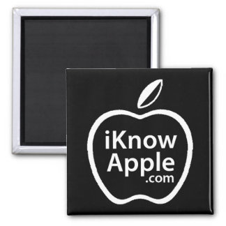 iKnow Apple Magnet