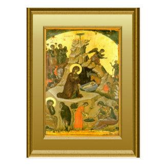 Ikon de la natividad postal