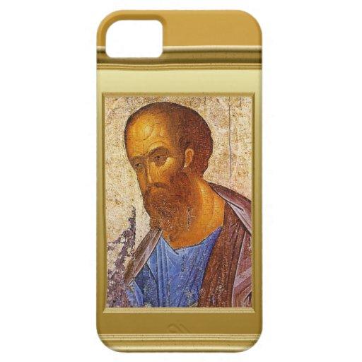 Ikon de San Pedro iPhone 5 Case-Mate Carcasas
