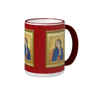 ikon of Mary Ringer Coffee Mug
