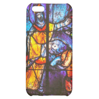 Ikon of stained glass window iPhone 5C covers