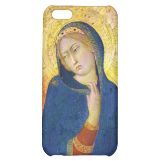 Ikon of the Virgin Mary iPhone 5C Cover