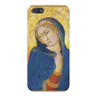 Ikon of the Virgin Mary iPhone SE/5/5s Cover