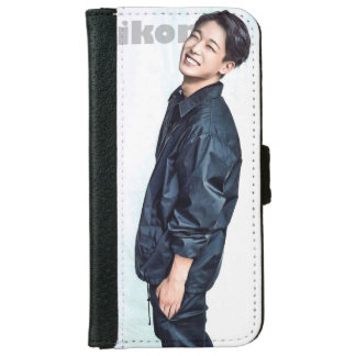 Ikon's Bobby iPhone 6/6s Wallet Case