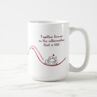 IKS rollercoaster VVE Coffee Mug