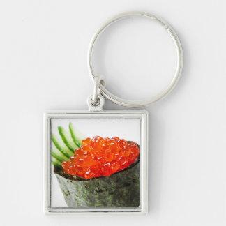Ikura (Salmon Roe) Gunkan Maki Sushi Keychain
