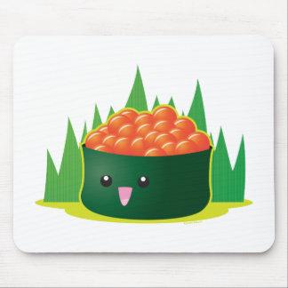Ikura Sushi Mouse Pad