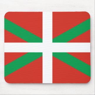 IKURRIÑA DRAPEAU BASQUE EUSKADI FLAG VASCA MOUSE PAD