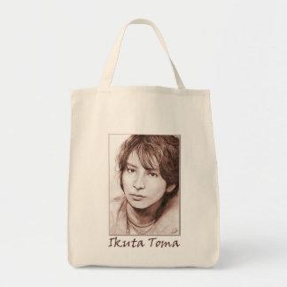 Ikuta Toma Canvas Bags