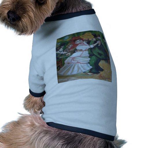 il ballo dog t-shirt