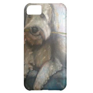 il cane che pensa iPhone 5C covers