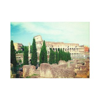 Il Colosseo Canvas
