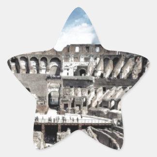Il Colosseo I gave Rome Star Sticker