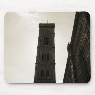 Il Duomo Di Firenze Bell Tower Mousepads