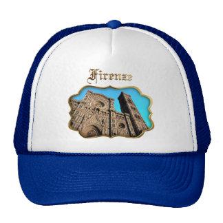 Il Duomo di Firenze Mesh Hats