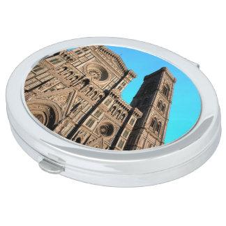 Il Duomo di Firenze Makeup Mirror