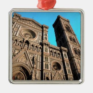 Il Duomo di Firenze Metal Ornament