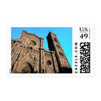 Il Duomo di Firenze Stamp