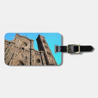 Il Duomo di Firenze Tag For Luggage
