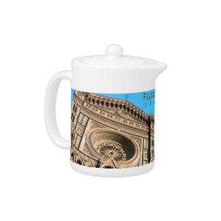 Il Duomo di Firenze Teapot