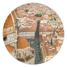 Il Duomo di Firenze - The Florence Dome Dinner Plate