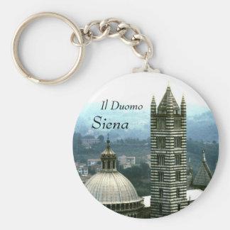 Il Duomo, Siena | Keychain