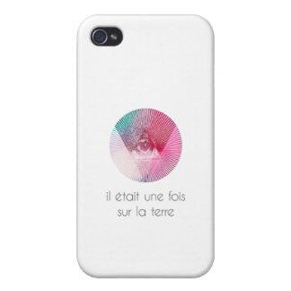 il était une fois sur la terre iPhone 4 case