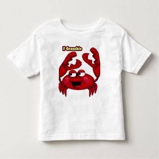 il Granchio Toddler T-shirt
