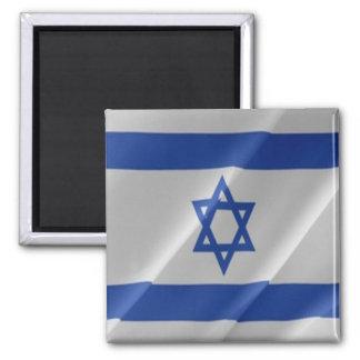 IL - Israel - Israeli Flag Waving Magnet