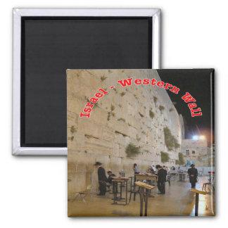 IL - Israel - Jerusalem - Western Woll Magnet