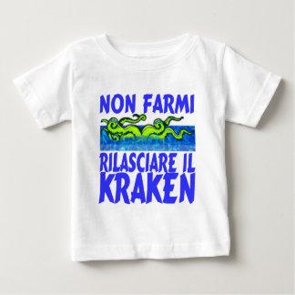 Il Kraken Baby T-Shirt