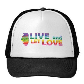 IL Live Let Love Hat