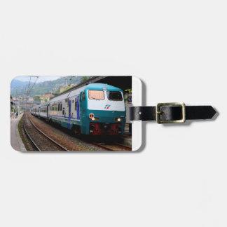 Il Treno, Italia Travel Bag Tag