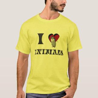 ILA penguin T-Shirt