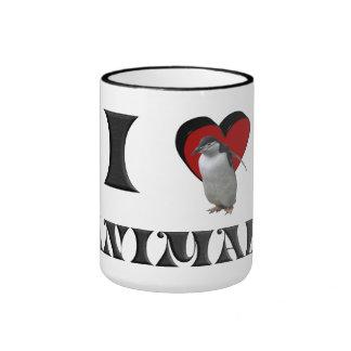ILA pinguin Taza De Café