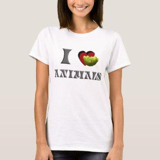 ILA queue T-Shirt