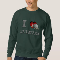 ILA turtle Sweatshirt