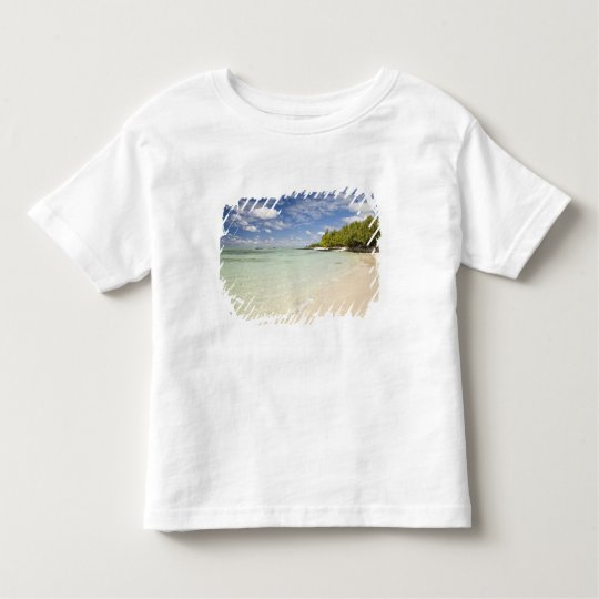 Ile Aux Cerf, most popular day trip for 2 Toddler T-shirt