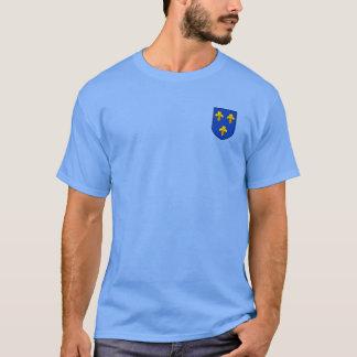 Ile De France Coat of Arms Shirt