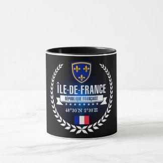 Île-de-France Mug