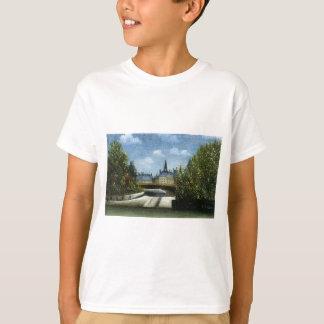 Ile de la Cite by Henri Rousseau T-Shirt