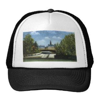 Ile de la Cite by Henri Rousseau Trucker Hat