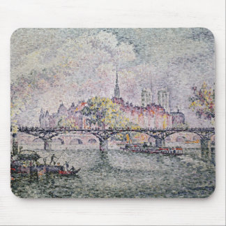 Ile de la Cite, Paris, 1912 Mouse Pad