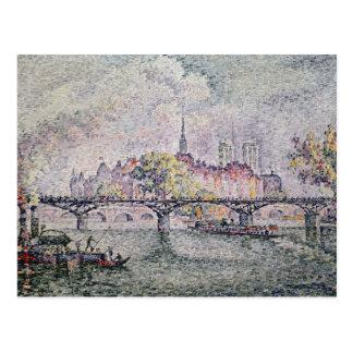 Ile de la Cite, Paris, 1912 Postcard