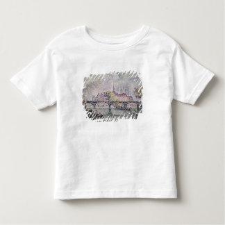 Ile de la Cite, Paris, 1912 Toddler T-shirt