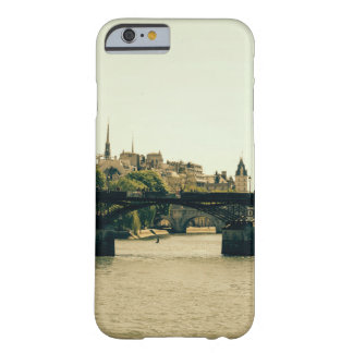 Ile De La Cite, Pont Des Arts in Paris, France Barely There iPhone 6 Case
