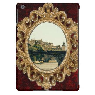 Ile De La Cite, Pont Des Arts in Paris, France Case For iPad Air